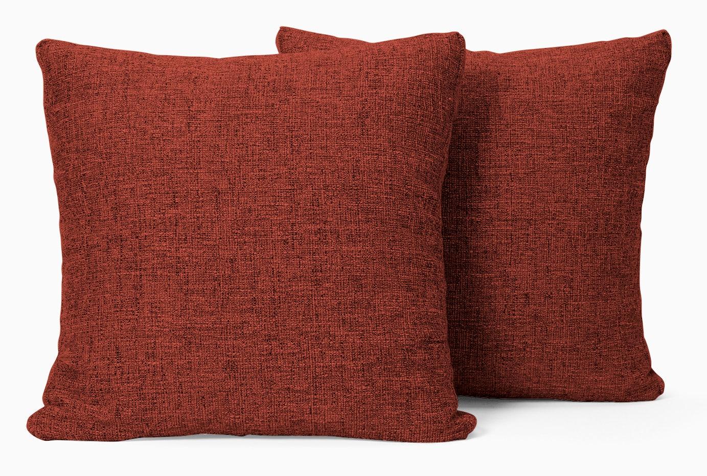 decorative boxed pillows %28set 2%29 cordova picante