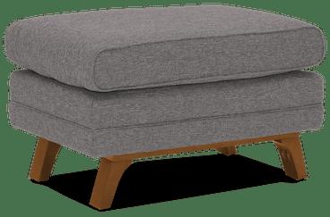 eastwood ottoman taylor felt grey