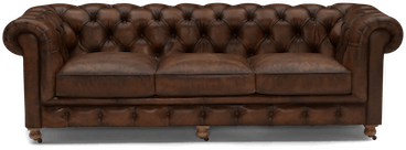 liam leather sofa palermo coffee