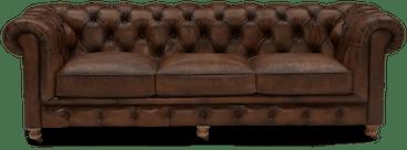liam leather sofa palermo coffee