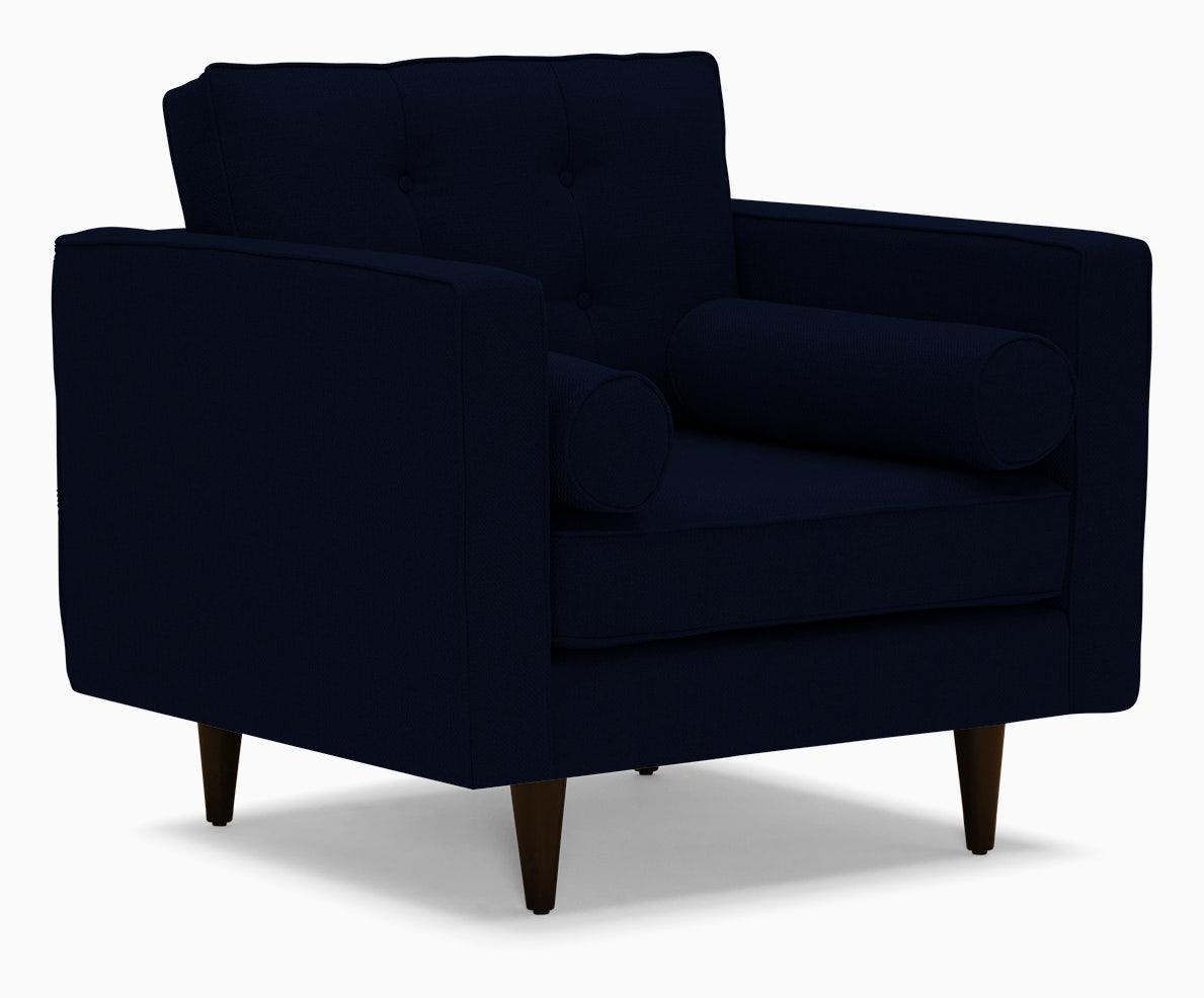 braxton chair bentley indigo