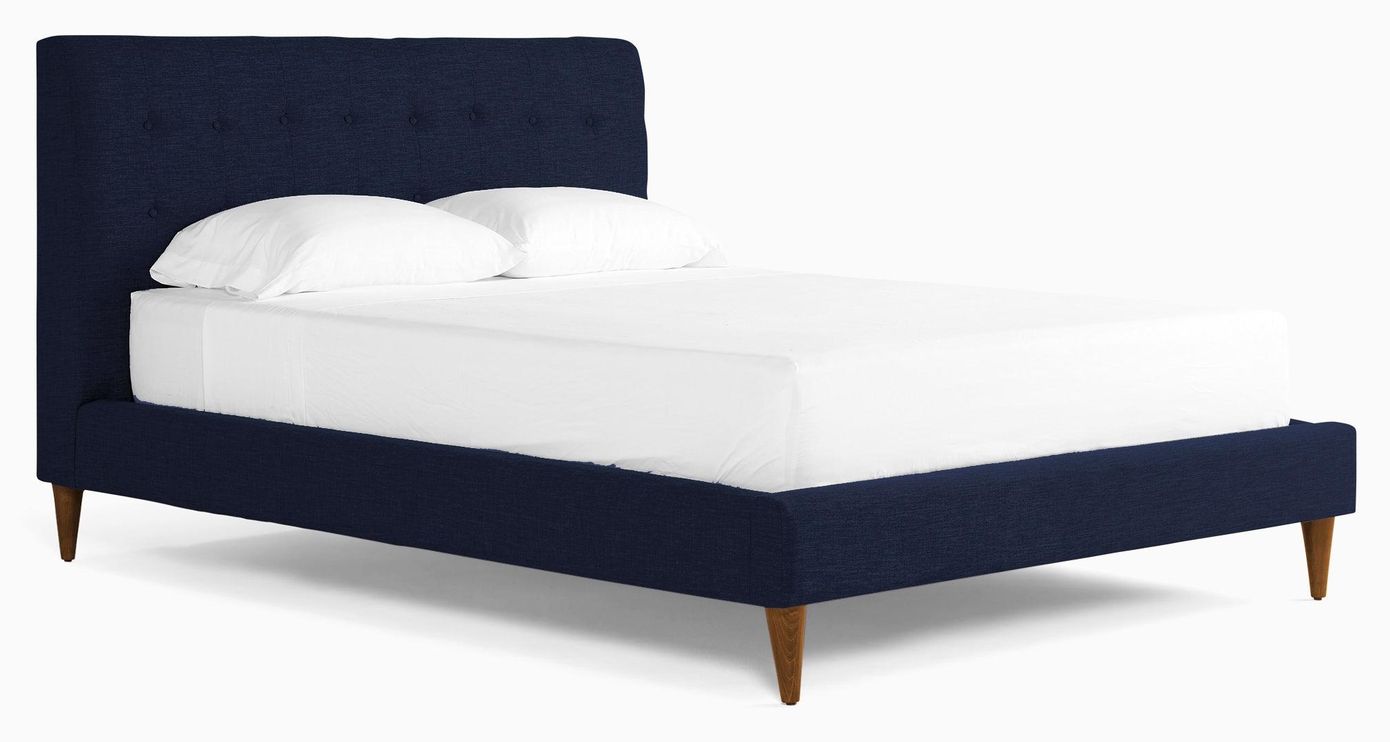 eliot bed bentley indigo