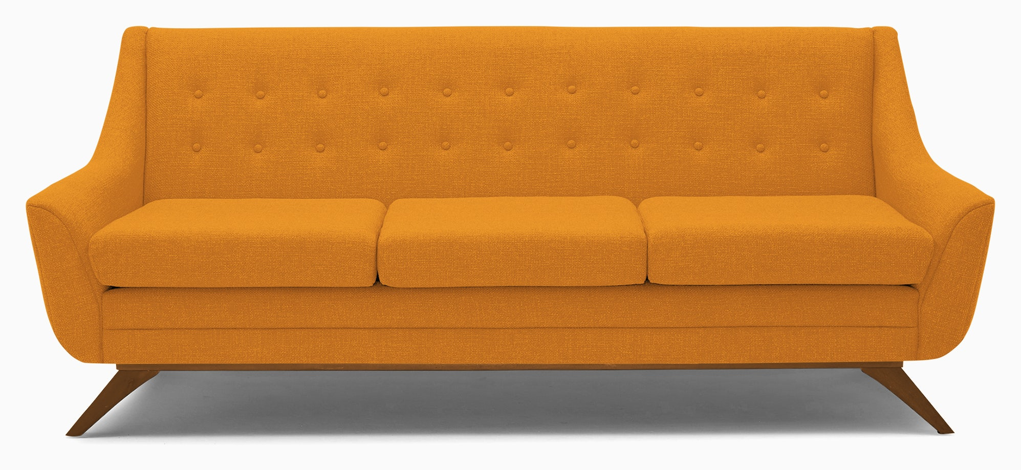 aubrey sofa cordova amber