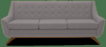 aubrey sofa taylor felt grey