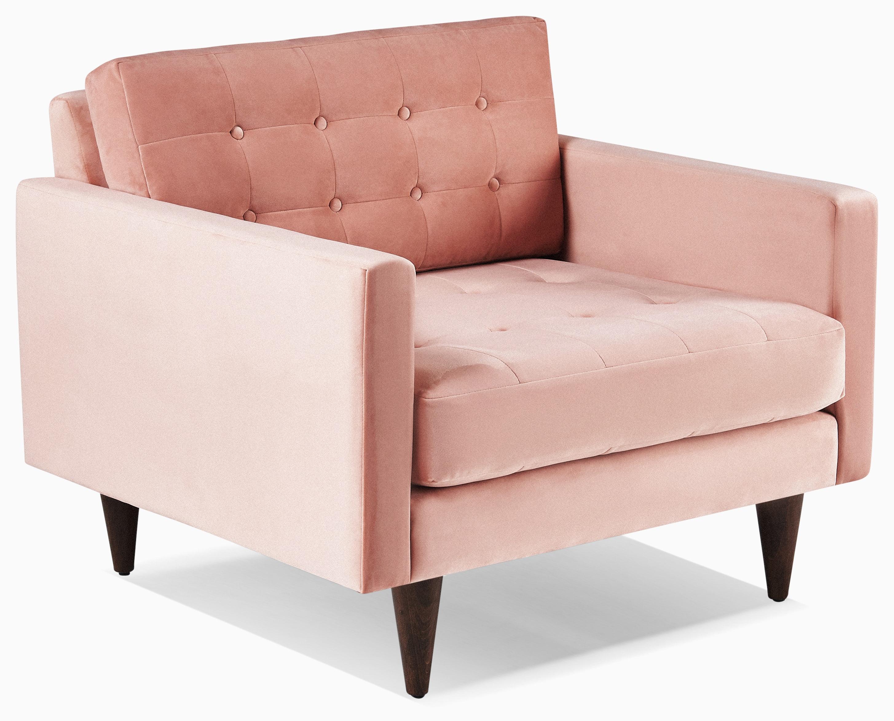 eliot chair royale blush