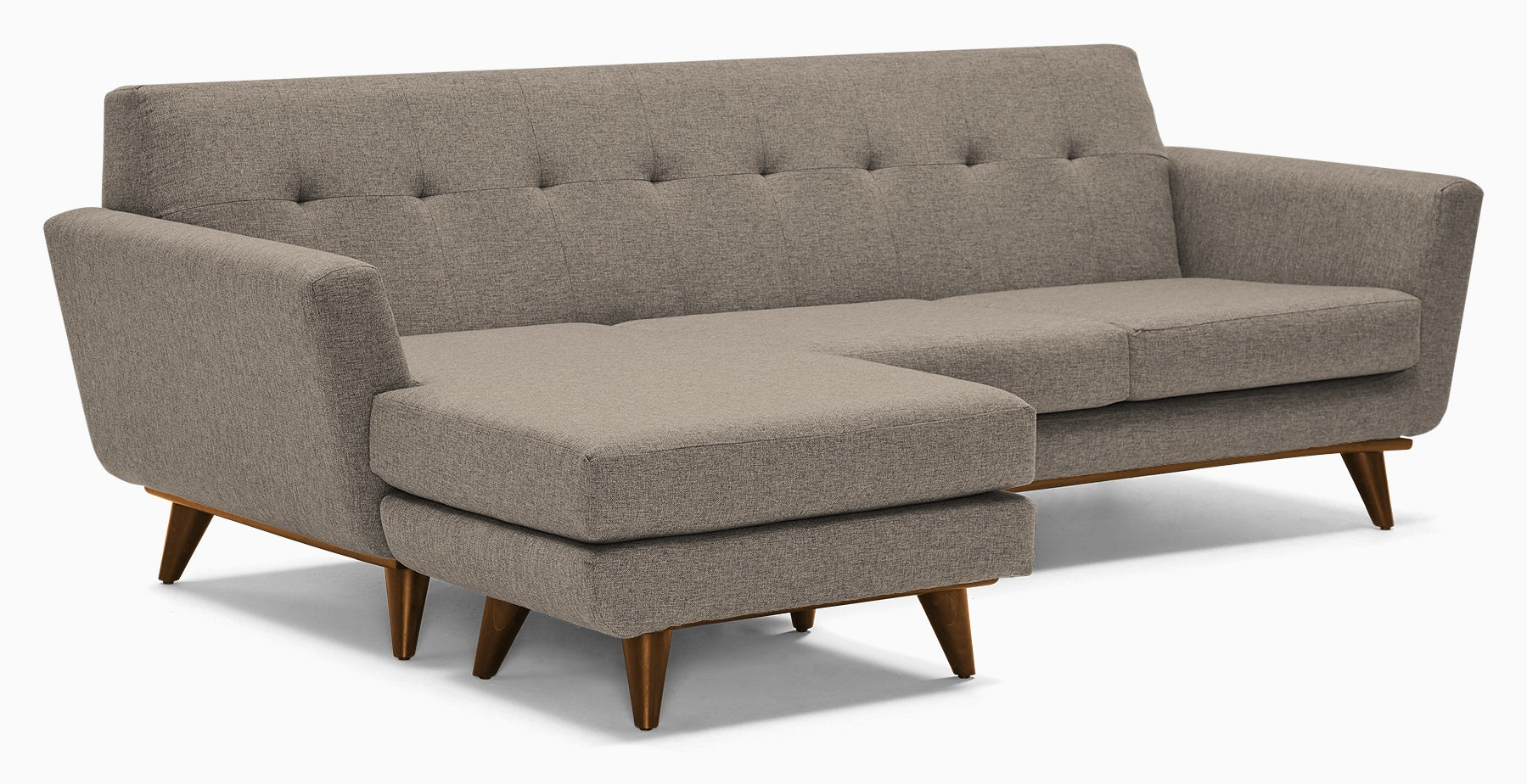 hughes reversible sectional cordova mineral