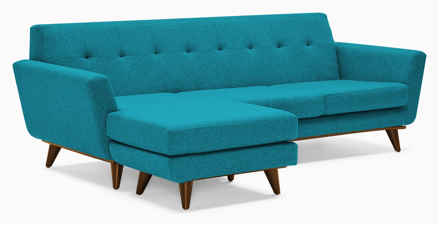 hughes reversible sectional vibe aquatic
