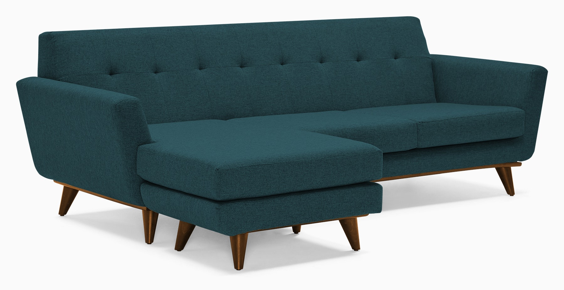 hughes reversible sectional cody pacific
