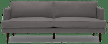 preston 86%22 sofa taylor felt grey