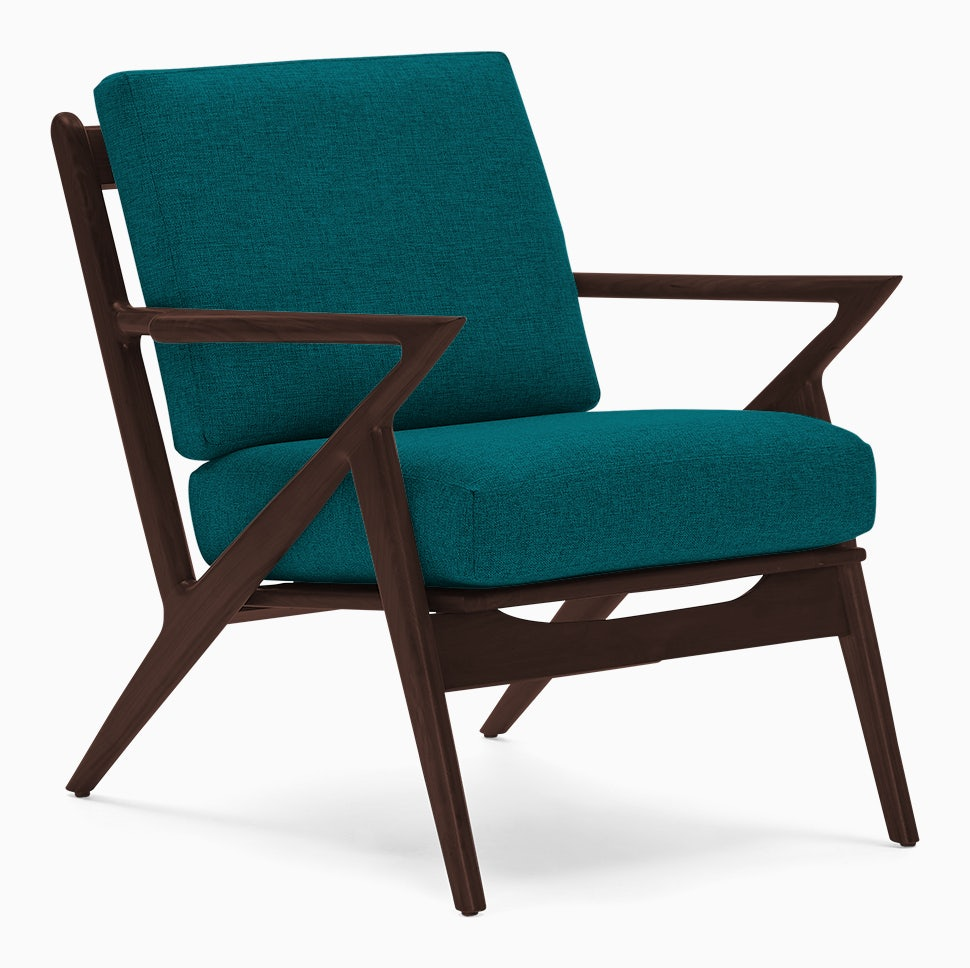 soto chair lucky turquoise