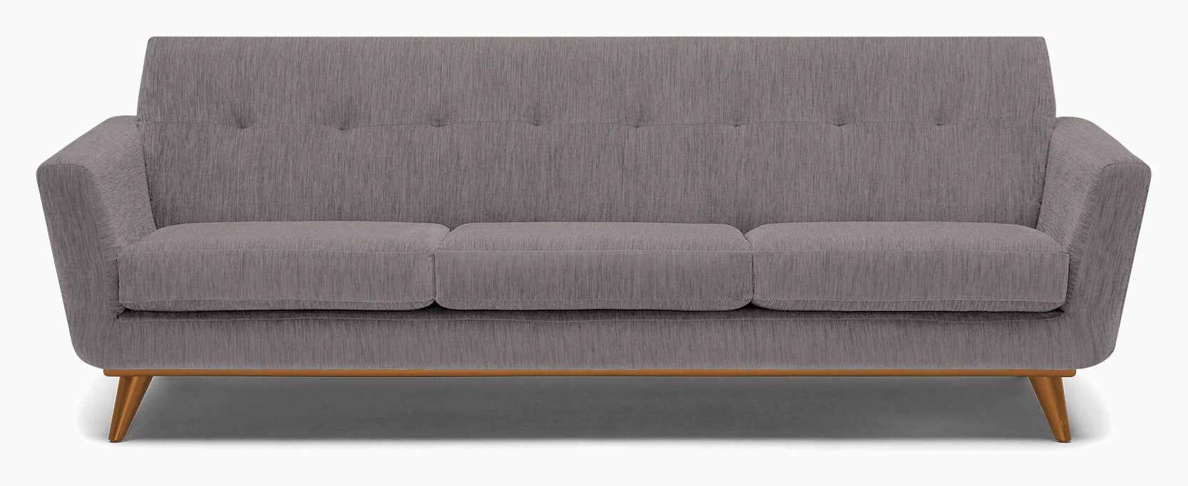 hughes grand sofa taylor felt grey