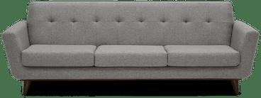 hughes grand sofa taylor felt grey