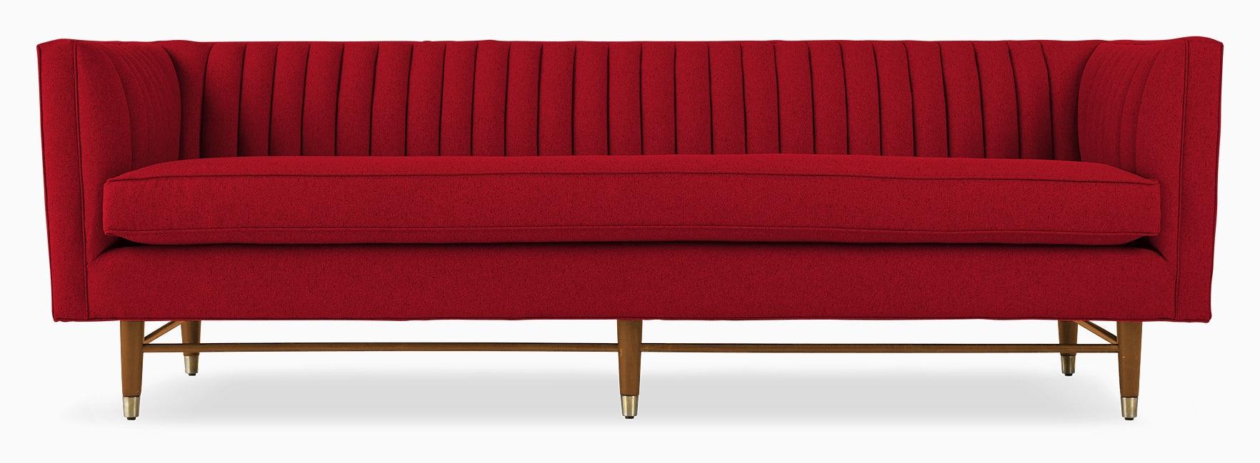 chelsea sofa key largo ruby