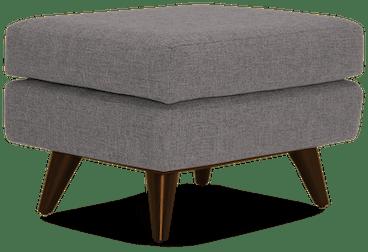 hughes apartment ottoman taylor felt grey