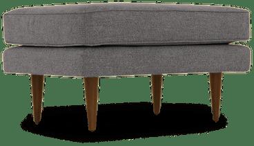 preston ottoman taylor felt grey