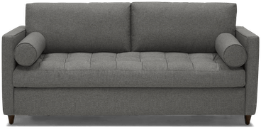 briar sleeper sofa taylor felt grey