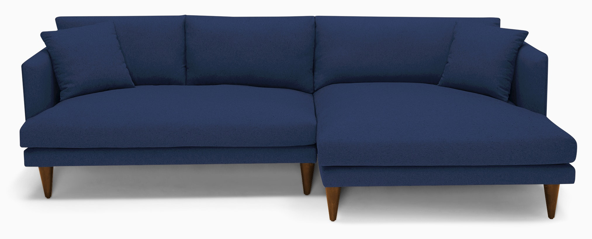 lewis sectional royale cobalt