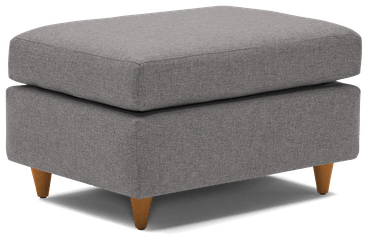 hughes storage ottoman taylor felt grey