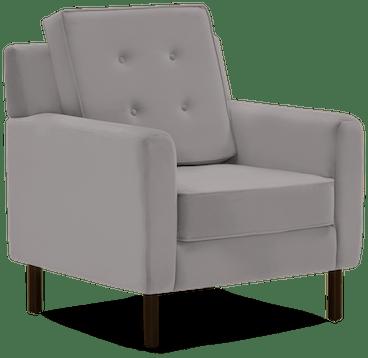 aami chair taylor felt grey