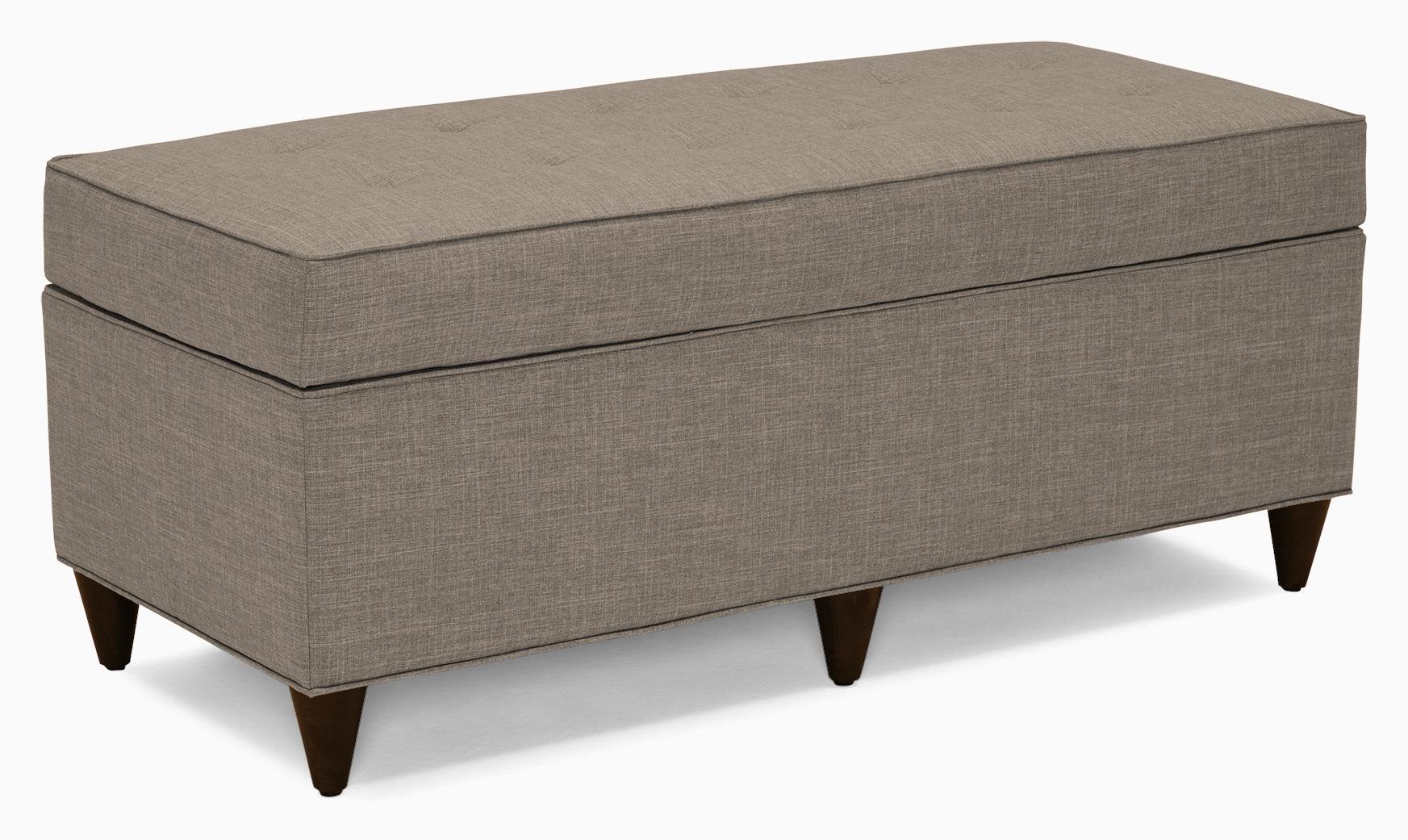 cammy bench with storage cordova mineral