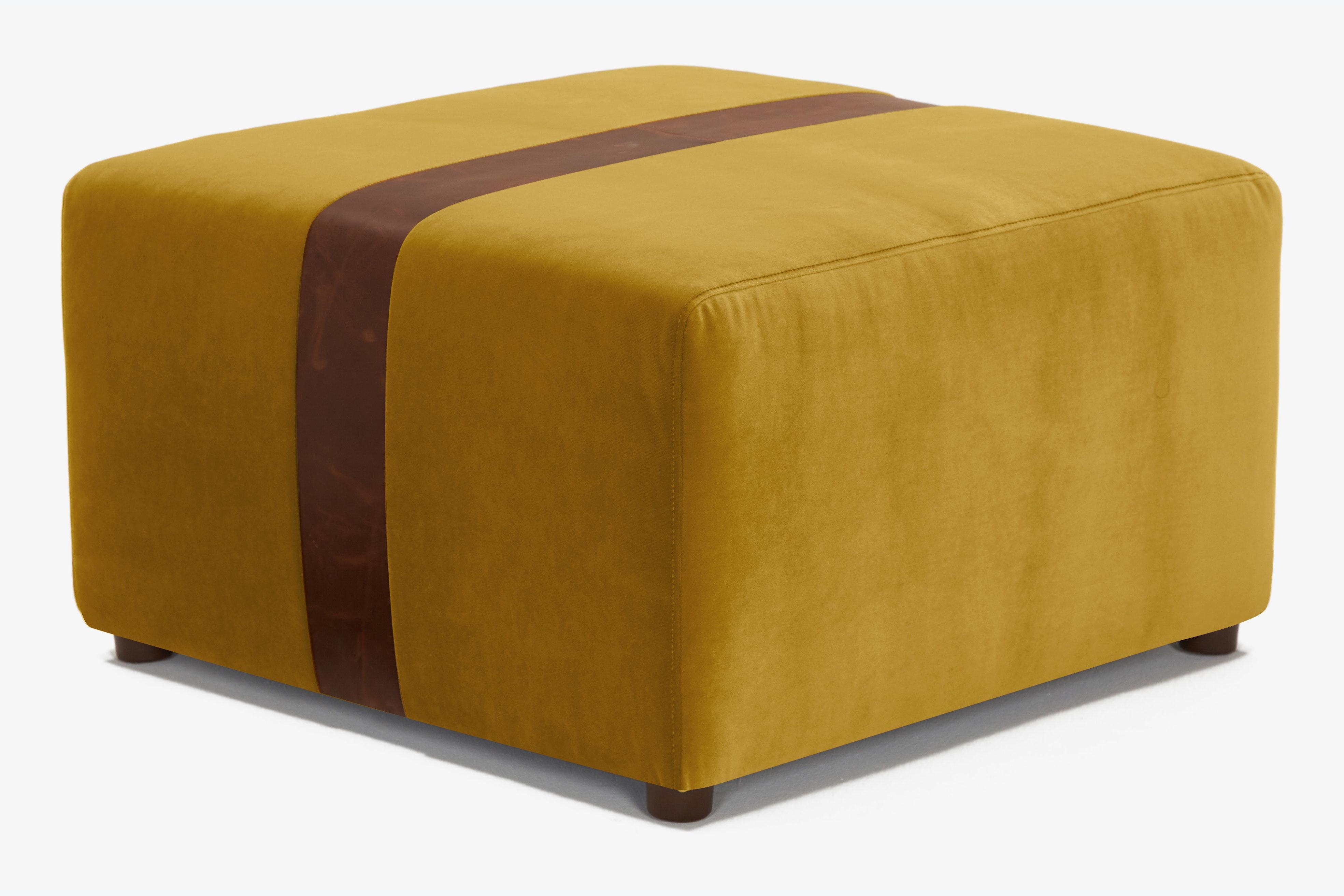 Malachi Ottoman Sorrento Marigold