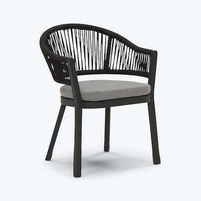 Catalina Outdoor Dining Chair Set Of 2 Joybird