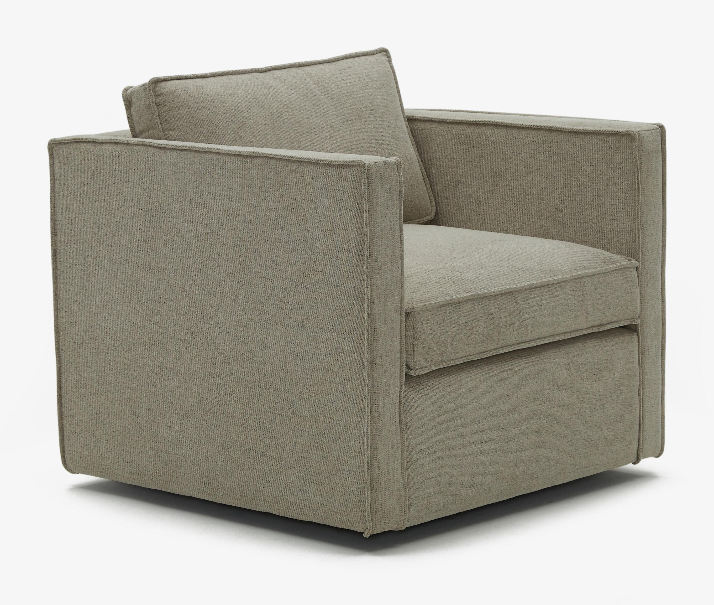 Dune Swivel Chair Merit Dove