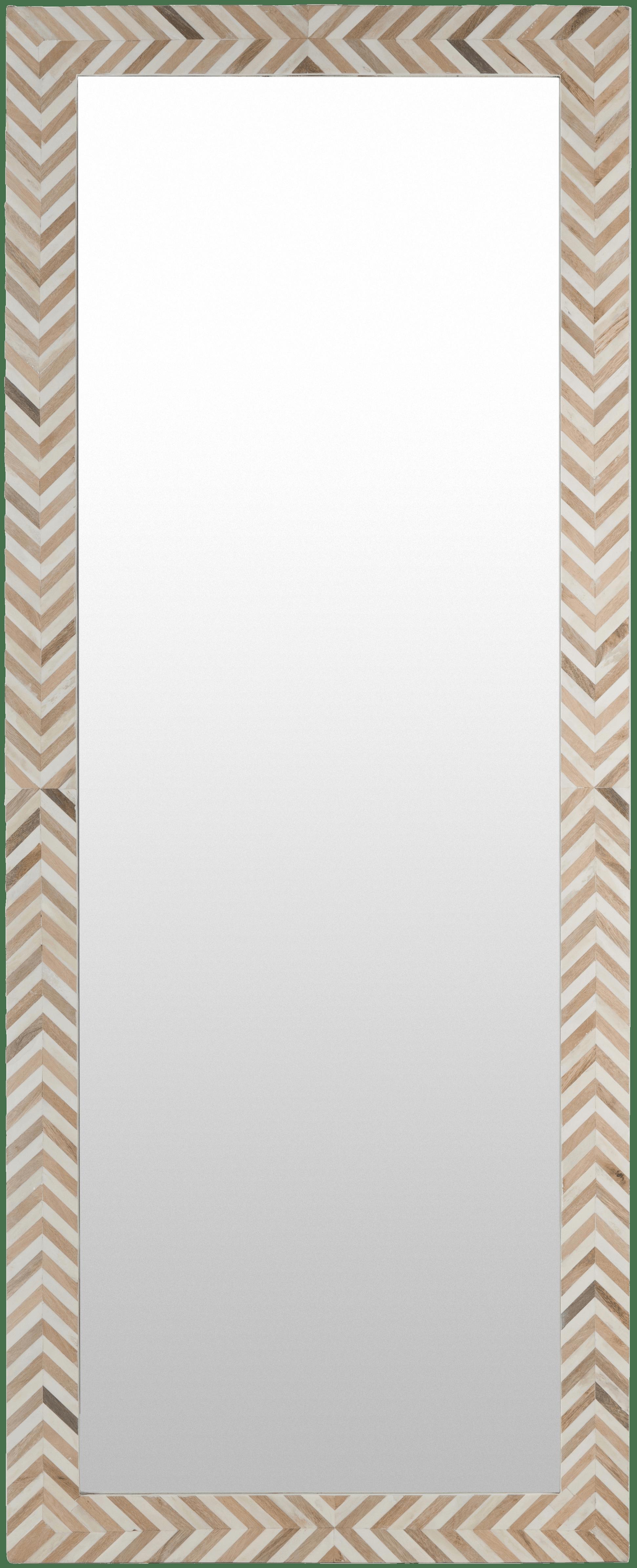 leigh floor mirror