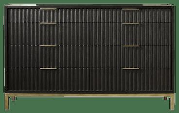black eliza dresser