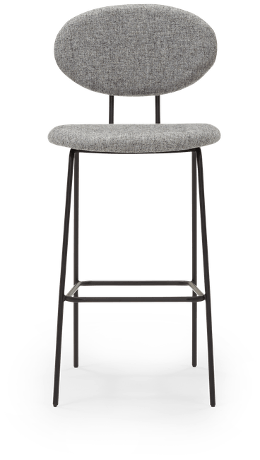 grey willa bar stool