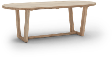 gdtk monterey outdoor oval dining table