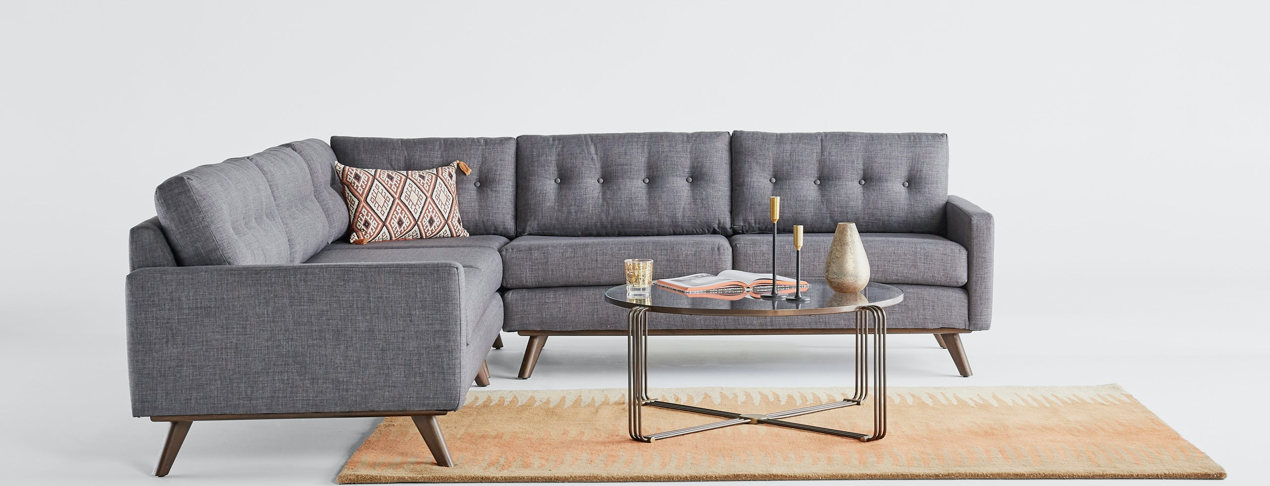 Joy Furniture Corner Couches Easy
