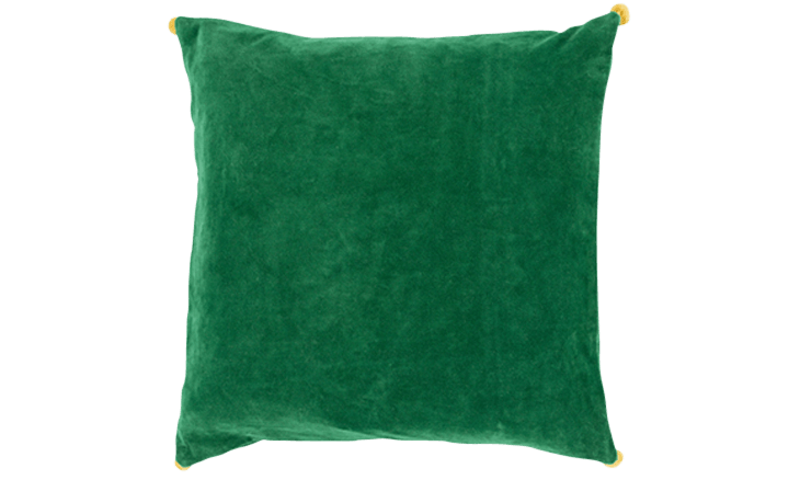 lind %28green%29 pillow