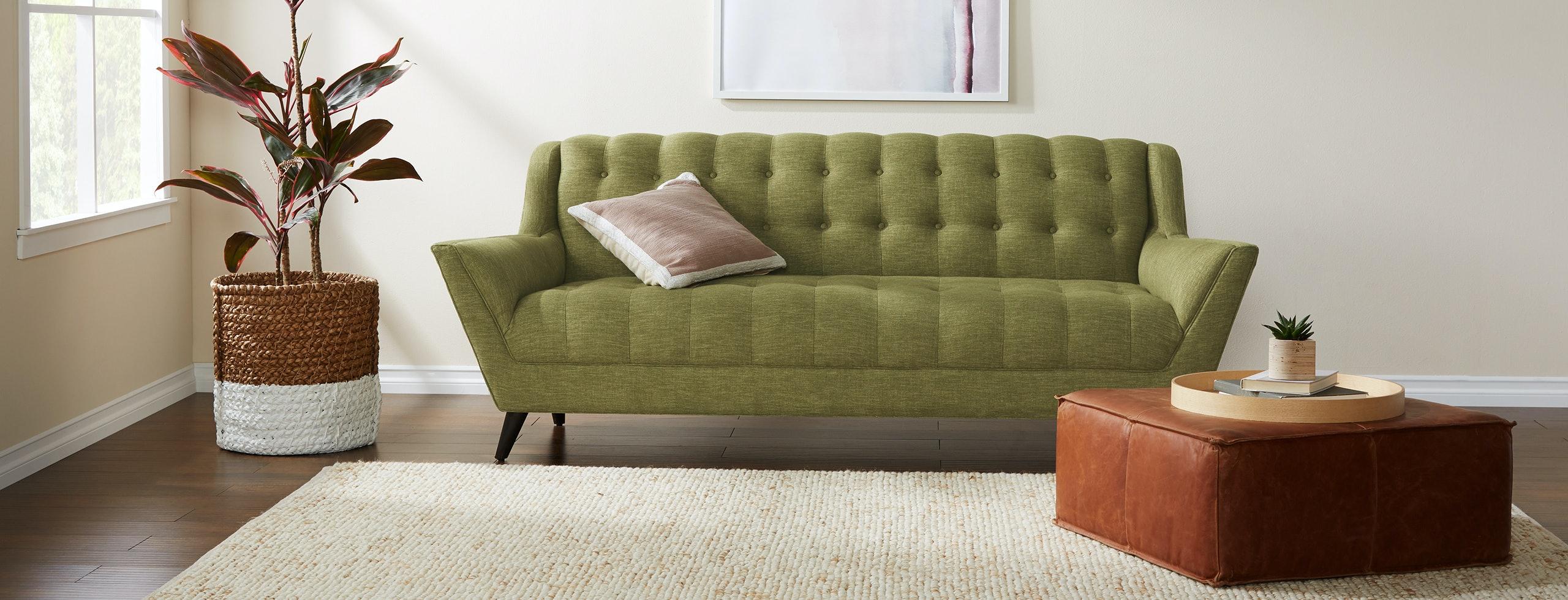 Fitzgerald Sofa Key Largo Grass