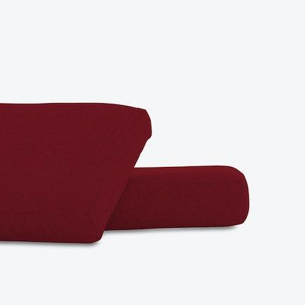 hero soto concave cushions
